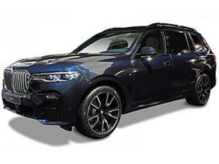 BMW X7 - 2019 МГ