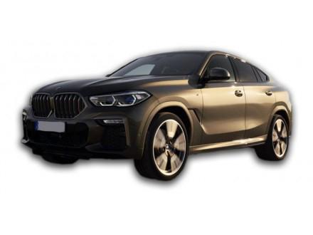 BMW X6 - 2019 МГ