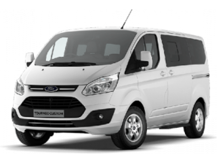 Ford Tourneo Custom (микроавтобус)