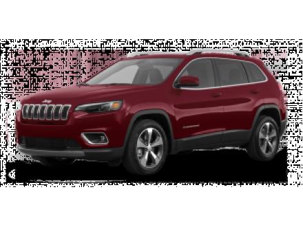 Jeep Cherokee New