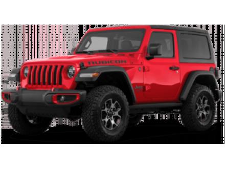 Jeep Wrangler 3D New