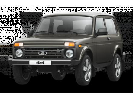 Lada 4x4 Urban 3 двери