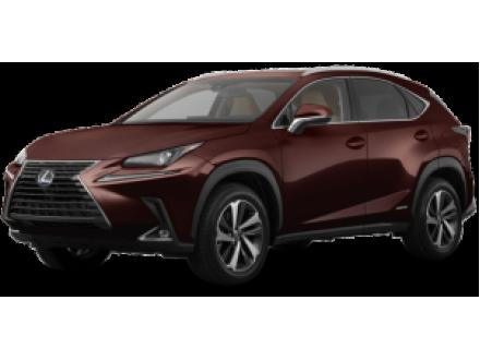 Lexus NX - 2019 МГ