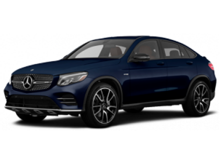 Mercedes-Benz GLC Coupe - 2019 МГ