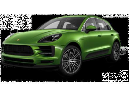 Porsche Macan New