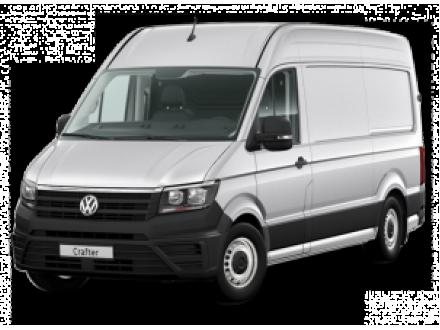 Volkswagen Crafter - 2020 МГ