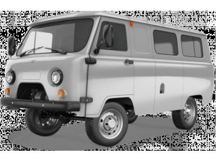 UAZ 3741 (остеклённый фургон)